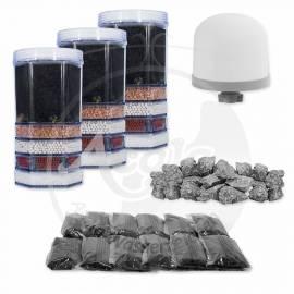 Premium Jahres-Set mit 12 Kalkfilterbeutel für den  AcalaQuell® - Bild vergrößern