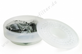 Kalk Zusatzfilter mit Einsatz - Bild vergrößern