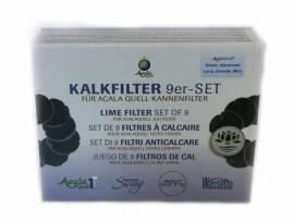 Kalkfilterset  für AcalaQuell® Kannenfilter - Bild vergrößern