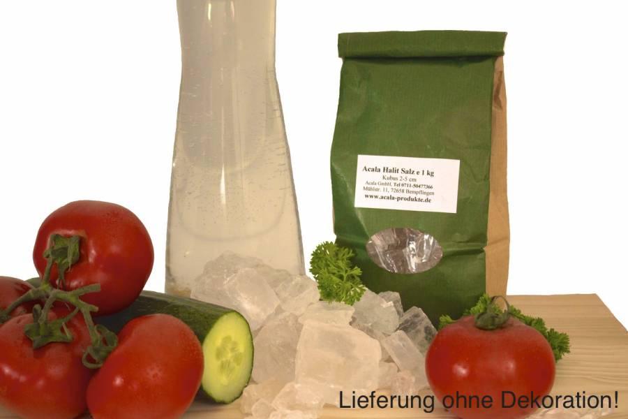 Halit-Salz Kubus 2-5cm 1kg