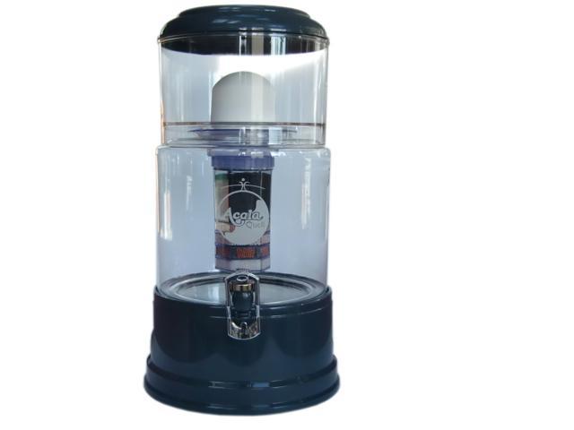 AcalaQuell® Smart -anthrazit -Kristallklar