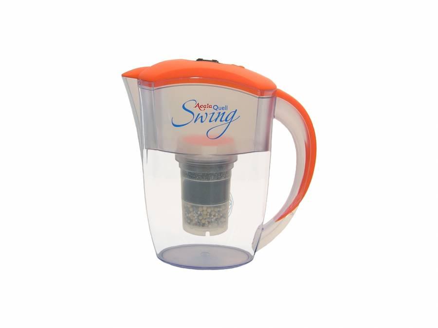 AcalaQuell Swing - Wasserfilter - orange