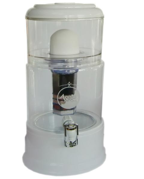 AcalaQuell® Smart: kristallklar / weiß