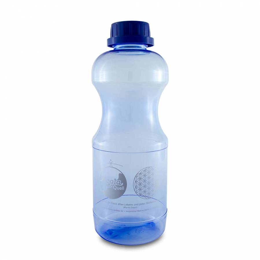 Tritan Trinkflasche EVI 0,5L mit Blume des Lebens