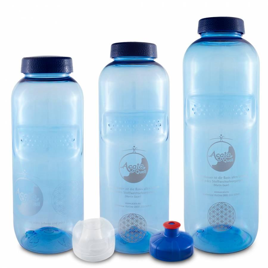 Tritanflaschen opt. Set