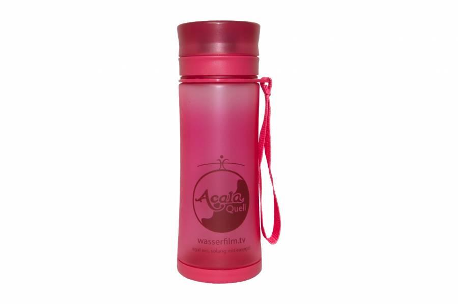 Tritan Trinkflasche easygo pink